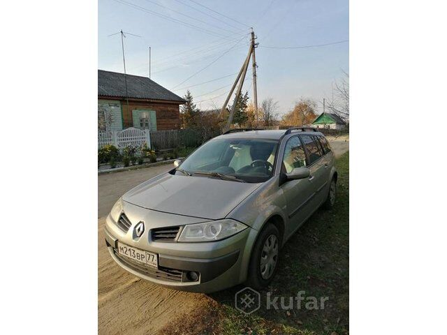 Renault Megane 2 (2007)
