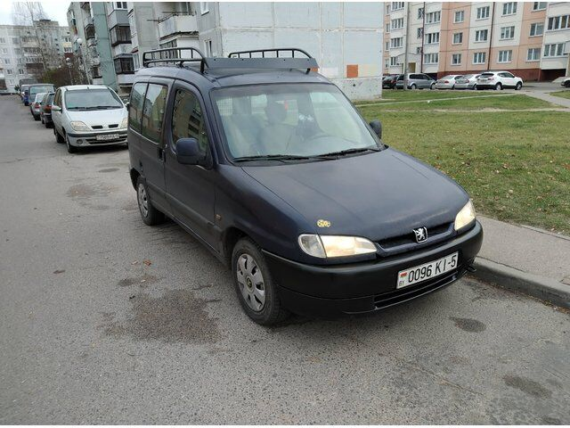 Peugeot Partner (2000)