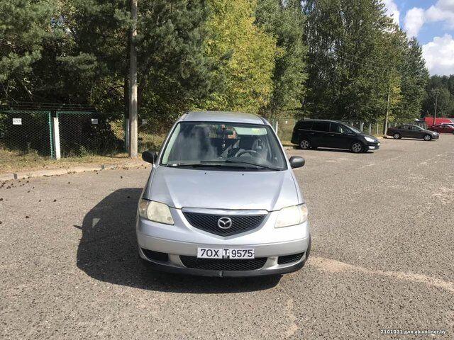 Mazda MPV (2003)