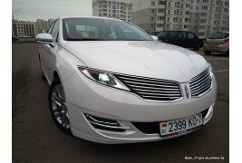 Lincoln MKZ (2014)