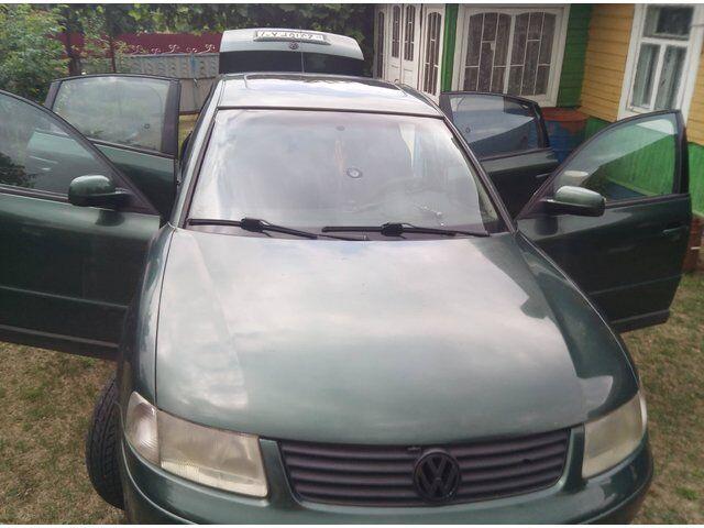 Volkswagen Passat (1998)