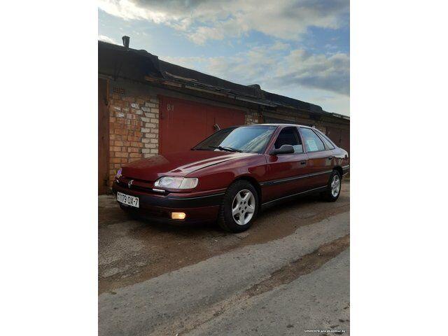 Renault Safrane (1993)