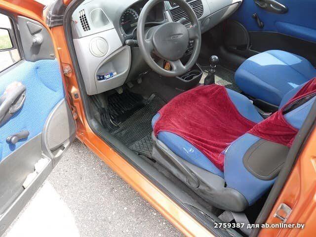 Fiat Punto (2000)