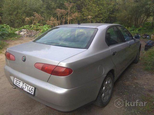 Alfa Romeo 166 (1999)