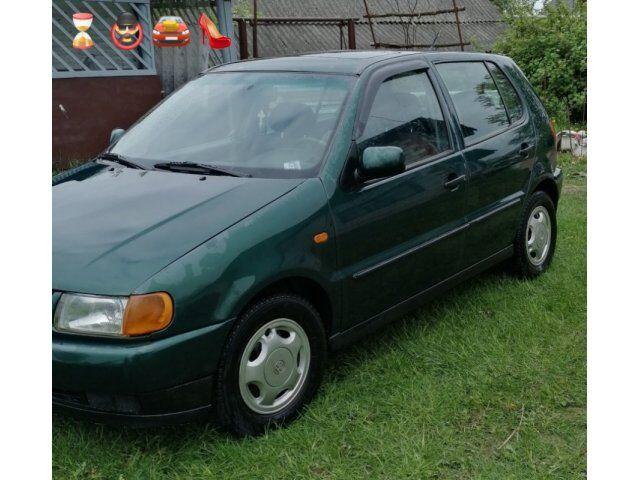 Volkswagen Polo (1998)