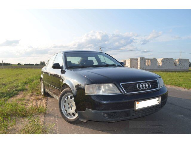 Audi A6 (1999)