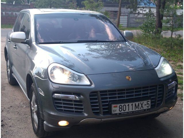 Porsche Cayenne (2008)