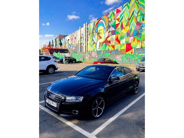 Audi A5 (2009)