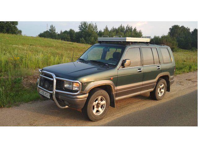 Opel Monterey (1997)