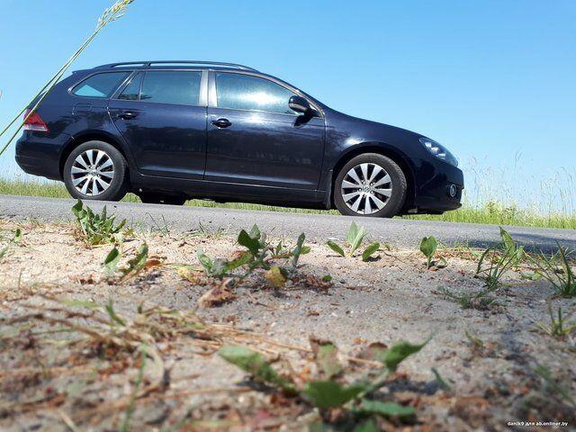 Volkswagen Golf 6 (2009)