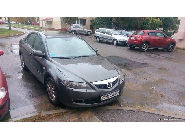 Mazda 6 (2007)