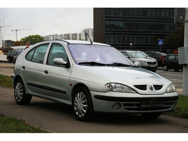 Renault Megane (1999)