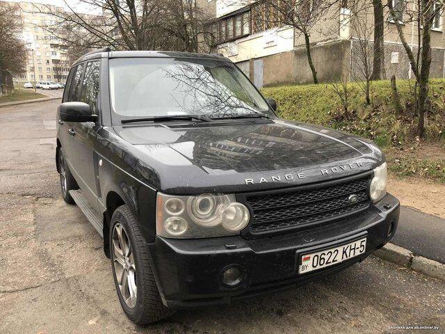 Land Rover Range Rover (2006)