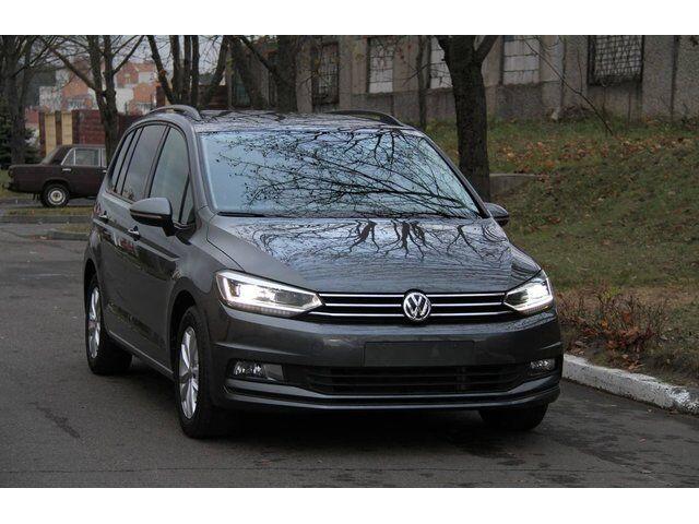 Volkswagen Touran (2016)