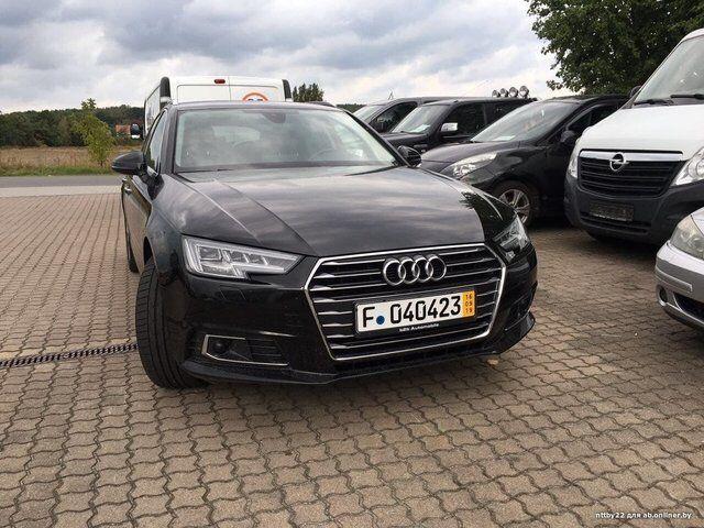Audi A4 (B5) (2016)