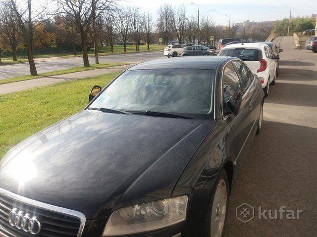Audi A8 (D3) (2004)