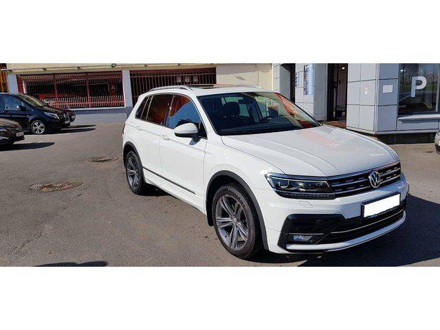Volkswagen Tiguan (2018)