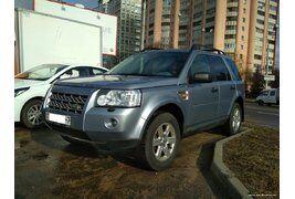 Land Rover Freelander (2008)