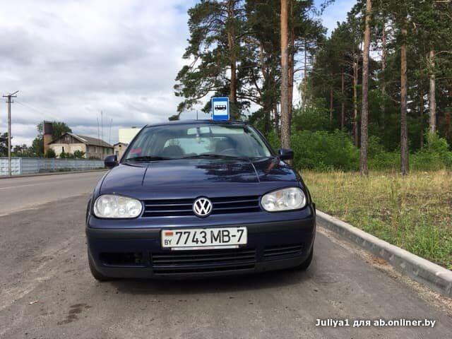 Volkswagen Golf (2001)