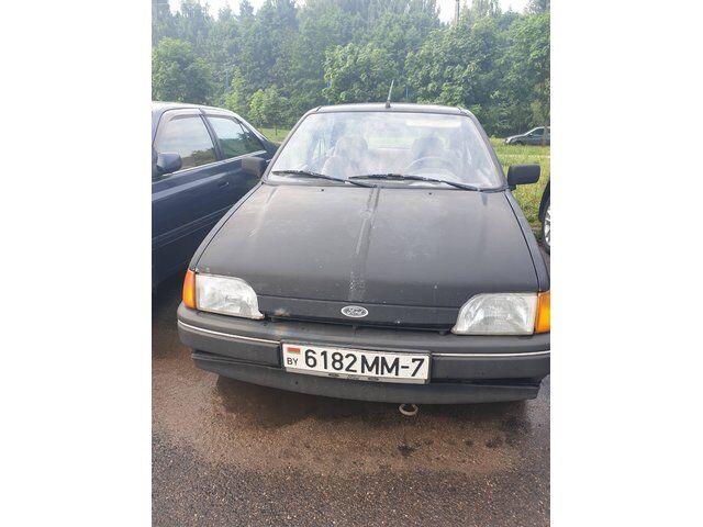 Ford Fiesta (1990)
