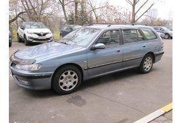 Peugeot 406 (2002)