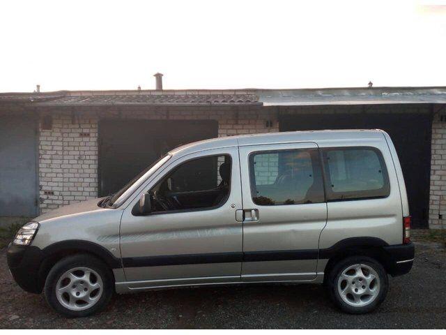 Peugeot Partner (2007)
