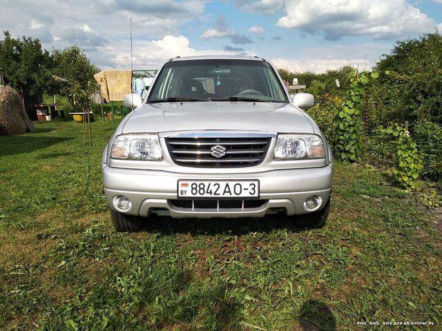 Suzuki XL-7 (2002)