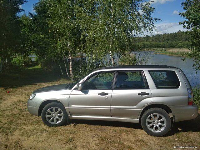 Subaru Forester (2006)