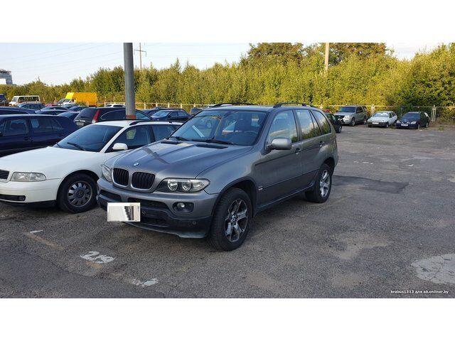 BMW X5 (Е53) (2006)