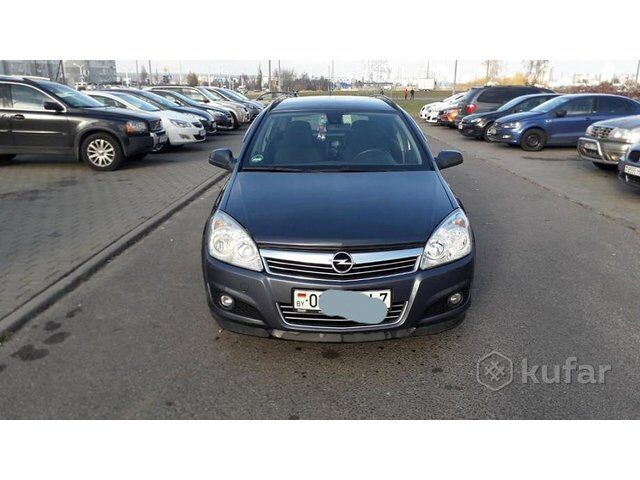 Opel Astra H (2011)