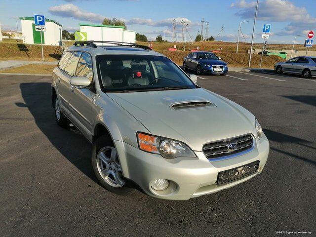 Subaru Outback (2004)
