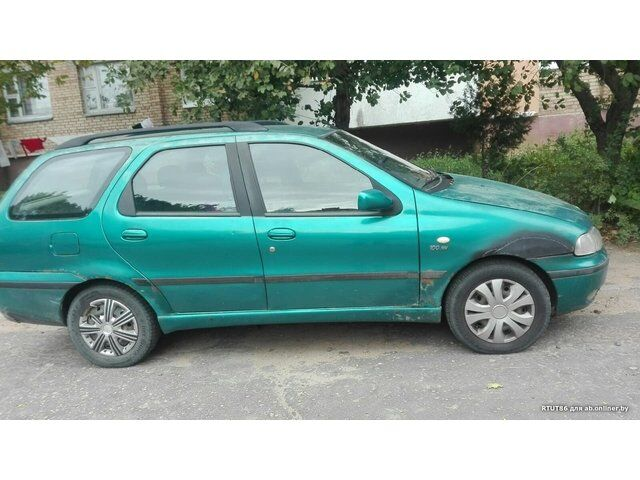 Fiat Palio (1998)