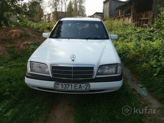 Mercedes C-Class (1995)