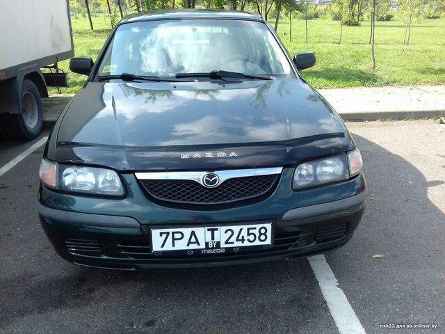 Mazda 626 (1998)