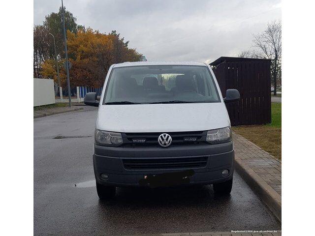 Volkswagen T5 (2013)