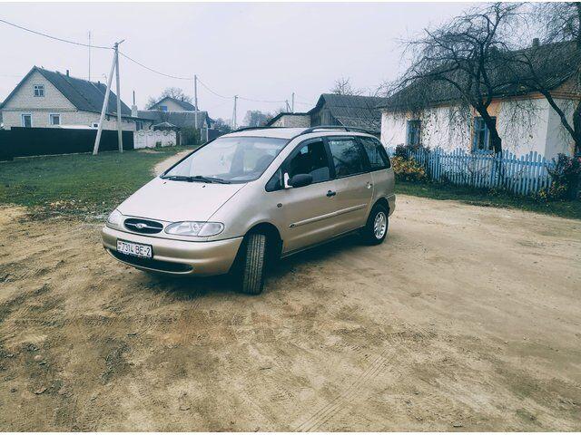 Ford Galaxy (1999)