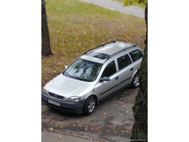 Opel Astra (1999)