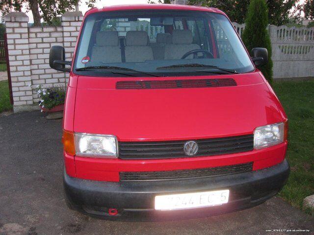 Volkswagen T4 (2001)