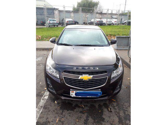 Chevrolet Cruze (2014)