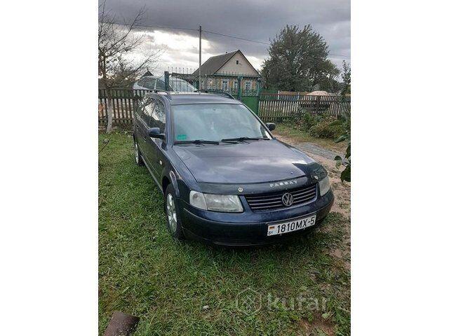 Volkswagen Passat B5 (2000)