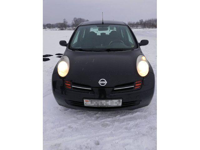 Nissan Micra (2004)