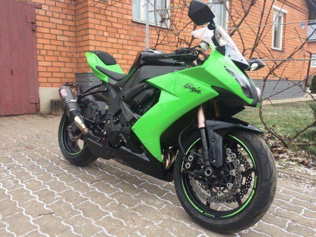 Kawasaki Ninja (2008)