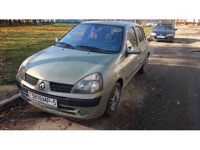 Renault Clio (2003)