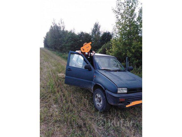 Nissan Terrano (1995)