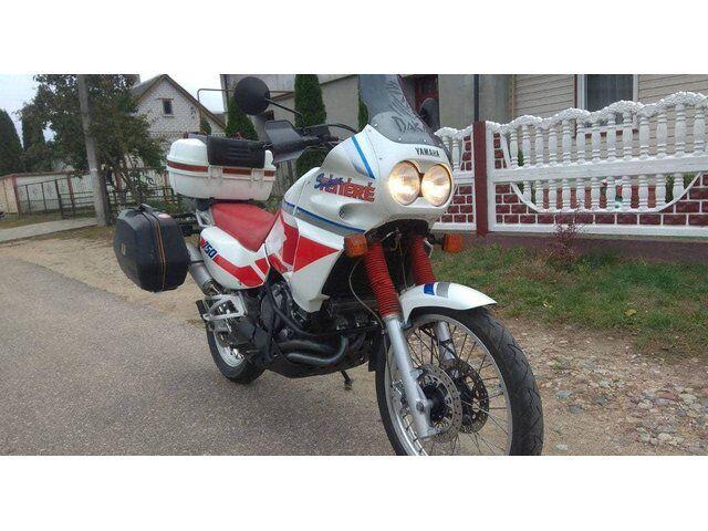 Yamaha XTZ (1991)