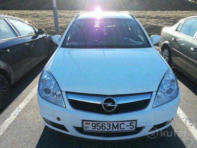 Opel Vectra (2007)