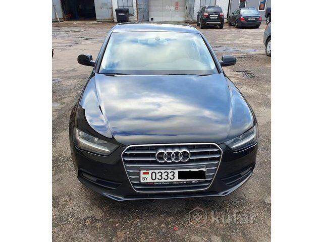 Audi A4 (B8) (2015)