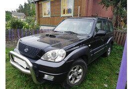 Hyundai Terracan (2005)