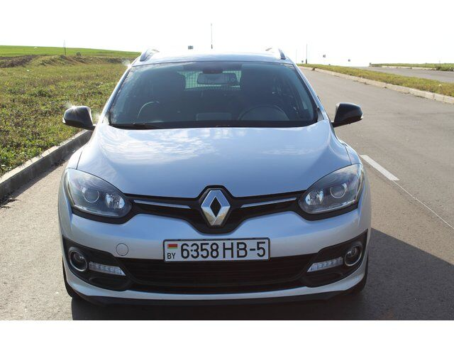Renault Megane (2015)