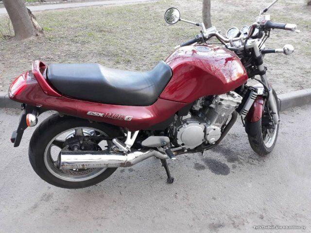 Suzuki GSX (1993)